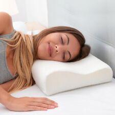 Pillow Ergonomic to Memory Foam Comfort Neck Brace Jewel Bedding New