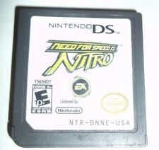 Need for Speed: Nitro (Nintendo DS, 2009) **CARTRIDGE ONLY**