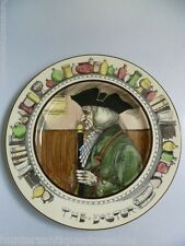 "Royal Doulton ""The Doctor"" Collector Plate D-6281 1920/30's"