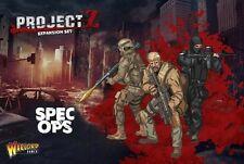 Spec ops équipe-projet z expansion set-warlord games-envoi première classe