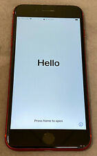Apple iPhone 8 Plus (PRODUCT)RED - 64GB - Unlocked! (GSM)