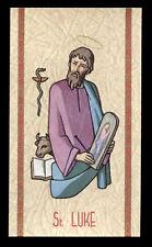 santino-holy card ediz. FB serie heavenly n.28 S.LUCA EV.
