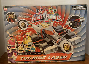 1997 BanDai Power Rangers Turbo TURBINE LASER