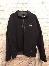 The North Face Apex Mens 2XL Black Full Zip Jacket
