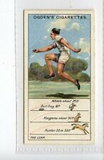 (Jc3135-100)  OGDENS,MARVELS OF MOTION,THE LEAP,1928,#13