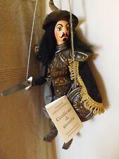 marionnette traditionnelle sicilienne - Ditta Salmanca Agolaccio - Sicile Pupo