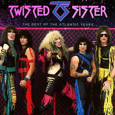 Best of The Atlantic Years 0081227944216 by Twisted Sister CD
