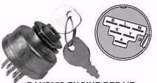 Replace Ignition Switch MTD 725-1717 White Sears Craftsman