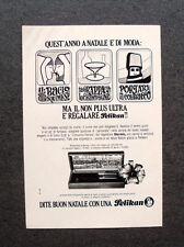 [GCG] M730 - Advertising Pubblicità - 1967 - BUON NATALE CON UNA PELIKAN