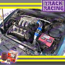 93 94 95 96 97 FORD PROBE GT MAZDA MX6 626 2.5L V6 COLD AIR INTAKE+K&N Blue Red