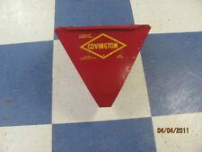 COVINGTON PLANTER,-TP84B OR SD84A, WOOD FERT.BOX W/GATE