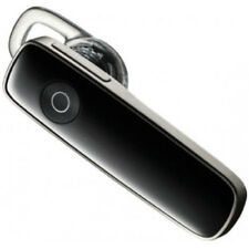 NEW PLANTRONICS MARQUE BLACK SLEEK BLUETOOTH HEADSET FOR SMARTPHONES M155BKIP
