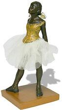 Edgar Degas Fourteen Year Old Little Ballerina Dancer Statue Sculpture