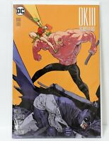 DC Batman Dark Knight III 3 The Master Race Issue 8 VARIANT VF/NM