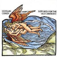 "LEONARD COHEN ""NEW SKIN FOR THE OLD CEREMONY"" CD NEW!"