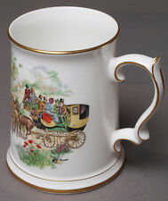 ROYAL GRAFTON Tankard with Coaching Scene