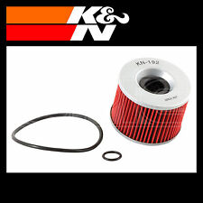 K&N Oil Filter Powersports Motorcycle Oil Filter - Fits Triumph - KN-192