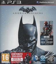 BATMAN: ARKHAM ORIGINS + DLC (ITA)