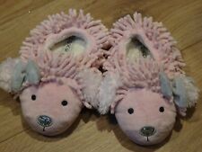 Next Girls Slippers size 11 kids