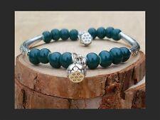 Lotus Spirit Healing Bracelet Yoga Chakra Balance Buddha Meditation Accessory