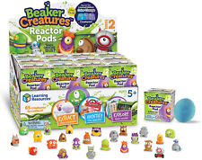 Learning Resources Beaker Creatures Reactor Pods Series 2, 24 Pack, Homeschool,