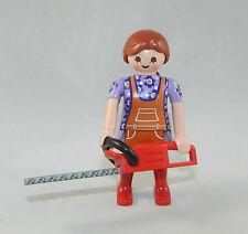 Playmobil City Life Stadtleben Frau mit Heckenschere Garten zu 3965 4481 #38721