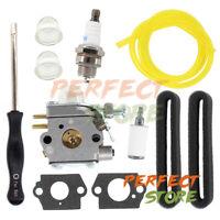 Carburetor & Tool For Bolens BL110 BL160 BL425 Craftsman 753-06190 Walbro WT973