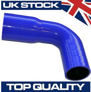 VAUXHALL/OPEL VECTRA CDTi 3.0 Turbo Intercooler Top Hose 2003-2008 Models Blue