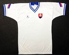 original soccer worn shirt vladislav zvara israel vs slovakia october 1994