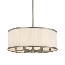 Hudson Valley Lighting 5230HN Hastings 8 Light Historic Nickel Chandelier Drum