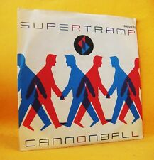 "7"" Single Vinyl 45 Supertramp Cannonball 2TR 1985 (MINT) Soft Pop Rock RARE !"