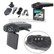 HD DVR MINI VIDEOCAMERA DIGITALE 720P 6 LED IR TELECAMERA SPORT AUTO RETROMARCIA
