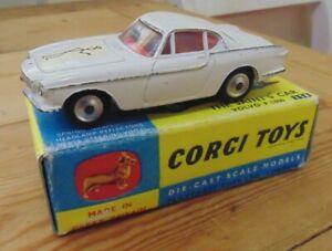 Corgi The Saint Volvo No 258