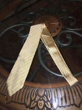 Etro Mens Tie Silk Fabric Made In Italy
