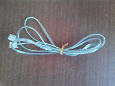 5ft Telephone Line Cord Cable 6P2C RJ12 RJ11