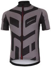 GHOST Radtrikot kurz Performance Jersey short black/grey 2017 - XL