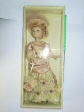 Marguerite Gautier Poupée Dame d'époque Atlas miniature Puppe Doll muñeca dolly