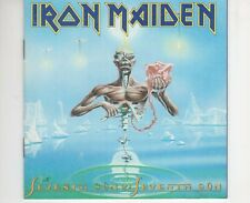 CD	IRON MAIDEN	seventh son of a seventh son	1988 VG++  (B3786)