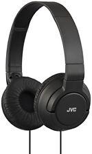 Auriculares diadema JVC Has-180-b negros