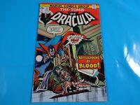Tomb Of dracula  #32 nice Marvel comics Comic book