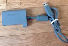 Genuine Microsoft Xbox 360 Hard Drive Game Transfer Data USB Migration Cable