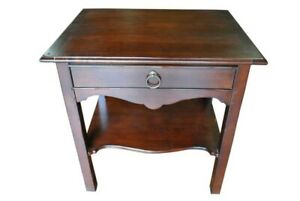 Floor Sample CTH Sherrill Occasional Drawer End Table, 22″ x 28″, PA5305