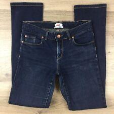 Jag Women's Jeans Straight Leg Stretch European Fabric Size 9 L30 (AW1)