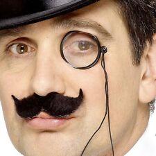 Monocle Déguisement Adulte Homme Costume Année 1930 Détective Sherlock Holmes