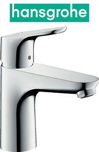 Hansgrohe Focus 100 Waschtischarmatur Einhebelmischer Wasserhahn Bad WC 31607000