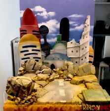 Diorama Decoration dragon ball Super C16, C17 Broly goku S.h. Figuarts