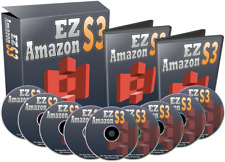 Amazon S3 Video Training File share Sharing Transfer on DVD