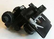Nikon Sc Microscope Parts Stage And Adjuster Assembly And Lens