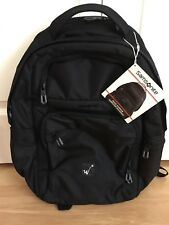 "Samsonite Road Warrior 17"" Laptop / MacBook Pro Black Backpack Pocket - New"
