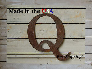 """8"""" Metal Letter-Wall Hanging, Bedroom Decoration, Capital Letter, Letters, F1001"""